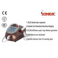 Buy quality Safety and Painless 808NM Diode Laser Machine SDL-808B Portable Device at wholesale prices