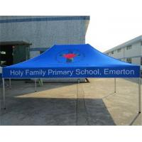 Buy quality Portable 3x4 Folding Gazebo Tent / Large Canopy Tent For Advertising And Beach at wholesale prices