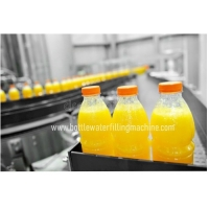 Buy cheap monoblock 1500bph Dia 100mm Juice Bottle Filling Machine product