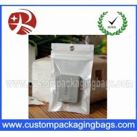 Buy cheap Ziplock Plastic Hanger Bags for Battery , Recycled  plastic bag hanger from wholesalers