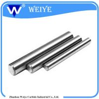 Buy cheap Shock Resistance Cemented Carbide Rods / Solid Carbide Blanks High Elastic Modulus product