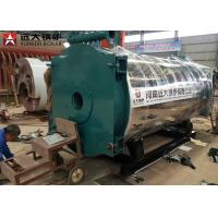 China Textile Industry Thermal Oil Boiler High Efficiency Coil Pipe Automatic Chain Grate on sale