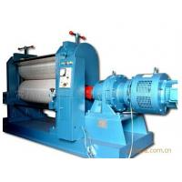 Buy cheap PVDF Aluminum Coil Coating Production Line Metal Embosser Machine 20m / min 0.04mm - 0.5mm Thickness product