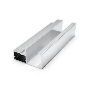 Buy cheap Cabinet Handle Section 6063 6m Aluminium Kitchen Profile product