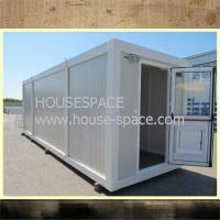 China Cozy Mobile Office Containers Storage Sheds With Structural Insulated Panel on sale