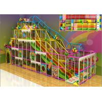 Buy cheap Small Indoor Playground Used in Family and Kindergarten Inflatable Indoor Playground from wholesalers