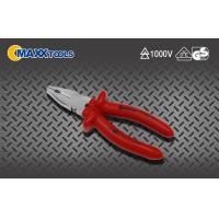 Buy quality VDE Approved 3 in 1 Pliers set 1000v insulated hand tool set dip coating handle at wholesale prices