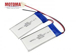 Buy cheap 500 Times IOT Battery Pack 3.7V 700mAh With 1 Year Warranty product