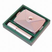 Buy cheap Cosmetic Case with Mirror and Atomizer product