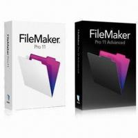 Buy cheap FileMaker Pro 11 Software, Supports Mult-languages product