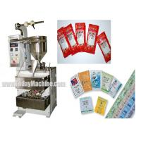 Buy cheap Honey stick bag packing machine with special sealing way product