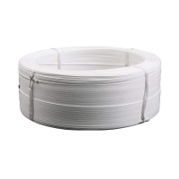 Buy cheap Single Metal Disposable Masks 3mm Plastic Nose Wire product