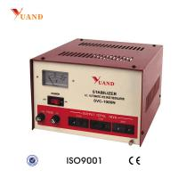 Buy cheap SVC-1000VA Single Phase Automatic Servo Motor Voltage Stabilizer product