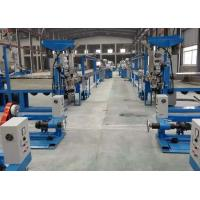 Buy cheap Energy Efficient Sheathing Extrusion Line For Power Wire / Computer Wire product