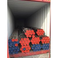 Buy cheap Random Length Boiler Steel Pipe Boksburg Material Number S235JR ERW 1.0038 product