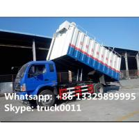 forland 18cbm bulk grains transported truck with factory price,Forland 18cubic meters bulk grains van truck for sale
