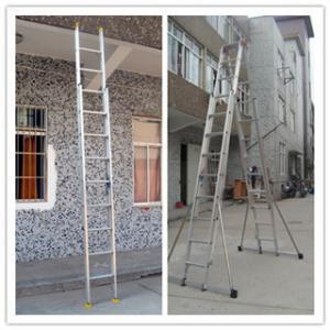 Buy cheap Aluminium ladder&Step Footplate ladder,Aluminium Telescopic ladder product