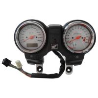 Buy cheap ABS or PP Motorcycle Speedometer Kit 100000KM Motorcycle Tachometer Gauge CB600 product