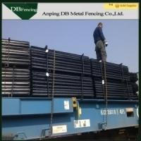 Buy cheap Australian Black Color Metal Star Pickets Galvanised Steel Fence Posts product