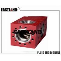 Buy cheap Weatherford E2200 Mud Pump FLuid End Module Liner Piston Valve & Seat product