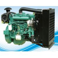 Buy cheap Four Stroke Diesel Engine Air Cooled Diesel Engine Open Silent product