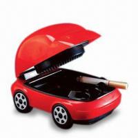 Buy cheap USB Smokeless Ashtray with Red LED Headlights and 2 x AA Batteries product