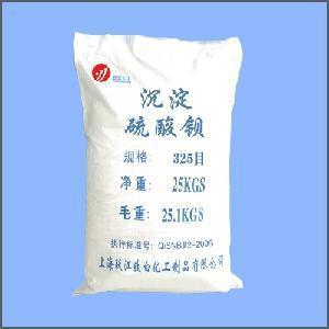 Buy cheap 325 Mesh Precipitated Barium Sulfate product