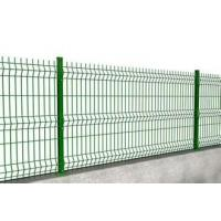Buy quality PVC Coating Welded Wire Mesh Pannel Fence For Protecting , Isolation at wholesale prices