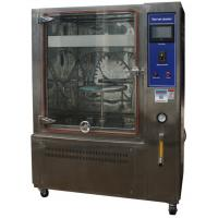 Buy cheap Touch Panel Rain Test Chamber Equipment Testing Rainproof Class IPX1 - IPX4 product