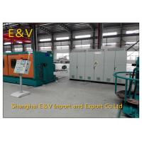 Buy cheap AC frequency motor Multi - motor Copper Rolling Mill with PLC control 10* 22kw product