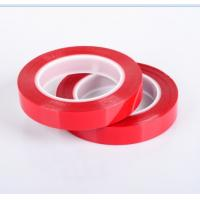 Buy cheap Red Paper Splicing Tape In Variety Of Carriers With Different Adhesive Systems product
