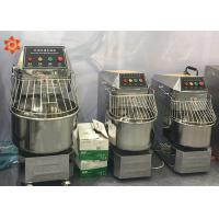 Buy cheap Power 1.5 / 2.2 KW Automatic Pasta Machine Commercial Dough Kneading Machine product