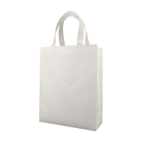 Fire Retardant 80gsm Non Woven Shopping Bags Recycled For Supermarket for sale