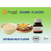 Buy cheap Soy Bean Milk Flavor Food Flavouring Agents Propylene Glycol Beverage Dairy Drinks product