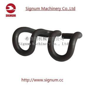 Elastic Rail Clip