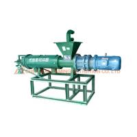 Buy cheap Green Color Solid Liquid Separation Machine For Chicken Manure Treatment from wholesalers
