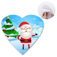 Buy cheap Heidelberg Offset Printing 3D Lenticular Sticker With Heart Shape Die Cut For from wholesalers