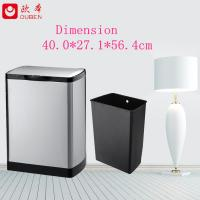 Hot selling stainless steel garbage bin for medical waste/GYT30-8B-S