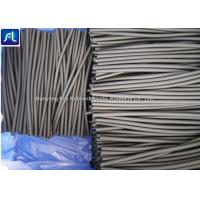 Buy cheap Black Single Latex Rubber Tubing High Elasticity Light Weight 4mm Arbor from wholesalers