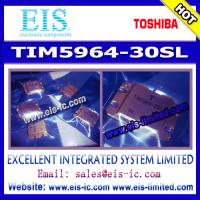 Buy quality TIM5964-30SL - TOSHIBA - MICROWAVE POWER GaAs FET at wholesale prices