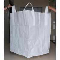 Buy cheap FIBC Bulk Large Woven Polypropylene Bags White Color 1000kgs Loading Weight product