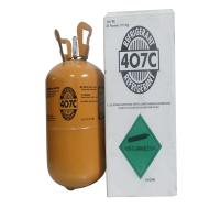 Quality R407c Refrigerant Gas with High Purity 99.9% for sale