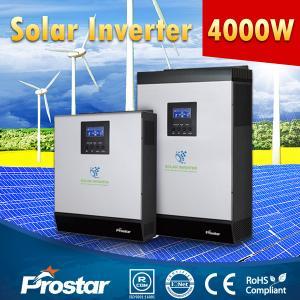Buy cheap Prostar PowerSolar 48V 5KVA 4000 watt off grid inverter generator for solar power system product