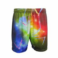 Buy cheap Colorful Casual Sport Clothes Wide Waist Band Tight Running Shorts Unisex product