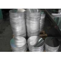 Buy cheap 1100 Grade Cookware Aluminum Circles , Utensils Aluminium Circle Plate from wholesalers