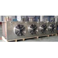 Buy cheap IVB Series Heavy Commercial Industrial Brine Unit Cooler WIth 4 mm Fin Space with stainless frame product