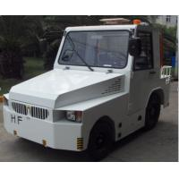 40000 Kg Capacity Airport Baggage Tractor , Aviation Diesel Tow Tractor