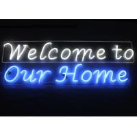 China Antique Outdoor Neon Open Sign, Long Lifespan Personalized Neon Signs For Home on sale