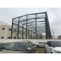 Buy cheap Steel Structure Workshop, Warehouse With Painting from wholesalers