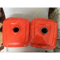 Buy cheap Diesel Engine fuel tank Kubota Engine Parts iron material red color product
